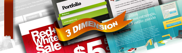 three-dimension-in-web-design