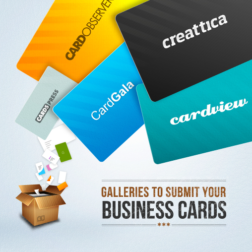 Business Cards Gallery Submission